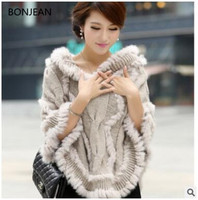 Freeshipping Europe And The United States Early Autumn New Women Fur Twist Knitted Rabbit Hair