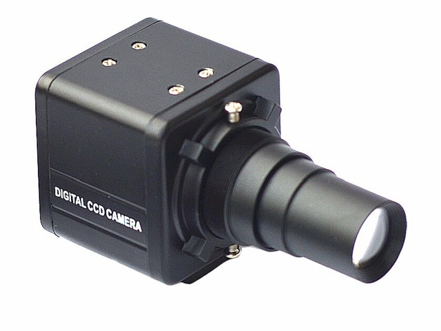 Elektronische mikroskop okular digitale ccd kamera anschluss mit