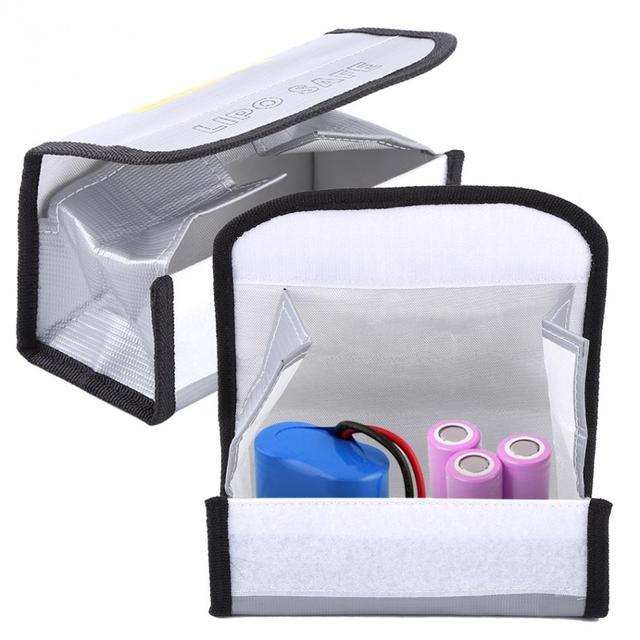 1 Pc RC Bateria Lipo Safe Guard Carregamento Sack Saco de Proteção À Prova de Explosão Bolsa Protector