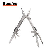 11 In 1 Portable Bottle Opener Cutter Needlenose Multi Tools Pilers Screwdriver Outdoor Camping Travel Kits