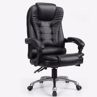 Special Offer Office Armchair Computer Boss Chair Ergonomic Play Chair with Footrest