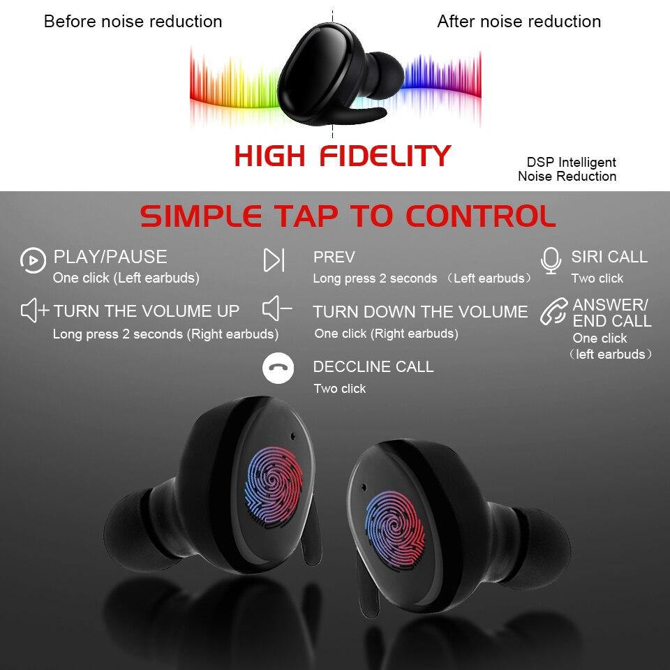 Waterproof Headset | Bluetooth Headphone | Cornmi