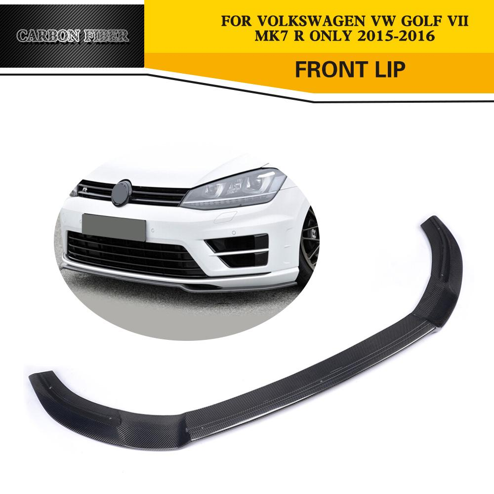online get cheap golf 7 frontspoiler carbon aliexpress. Black Bedroom Furniture Sets. Home Design Ideas