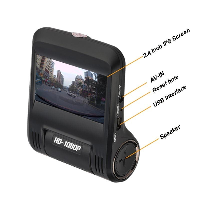 E-ACE Hidden Mini Wifi Car Dvr Auto Camera Cyfrowy rejestrator wideo - Elektronika Samochodowa - Zdjęcie 5