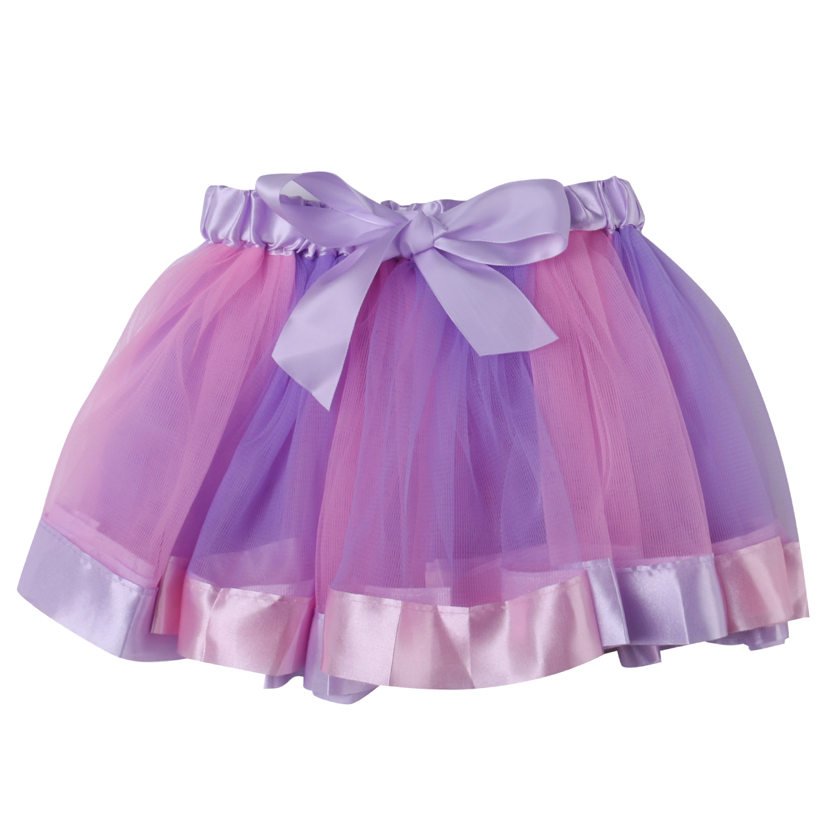 Aliexpress Buy Pudcoco Colorful Baby Kids Girls Skirt Princess Tutu Party Ballet Dance Wear Clothes For 0 2Y From