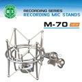 Frete grátis à prova de choque suspensão aranha Stuio microfone choque Mount Holder Clip grampo suporte para sansão CL8 CL7 CL 7 8