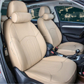 Auto Cushions Custom Fit for Nissan Qashqai 2015/2014/2016/2011/2008 Accessories PU Leather Car Styling Covers Seat Protector