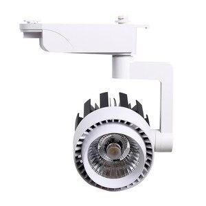 Image 2 - Foco LED de aluminio para iluminación de interiores, 20W y 30W, AC220V, para tienda exclusiva de ropa, 4 unidades por lote