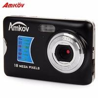 AMKOV Digital Camera 8 Megapixel 2 7 Inch TFT Display Travel Mini HD Shooting Camera Portable