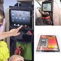 Организатор автомобиль детское автомобильное ipad висит прозрачный пакет подарок эластичные сетчатые мешки портативный мешок автомобиля заднем сиденье организатор хранения игрушек