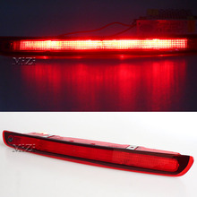 Car-styling High Position Mount Additional LED Stop Lamp Rear Brake Light For Nissan QASHQAI 2008 2009 2010 2011 2012 2013 2014