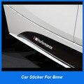 2 шт./1 лот M Performance наклейки Для BMW 1 3 5 7 X7 X1 X3 X5 X6 E36 E39 E46 E30 E60 E92 F30