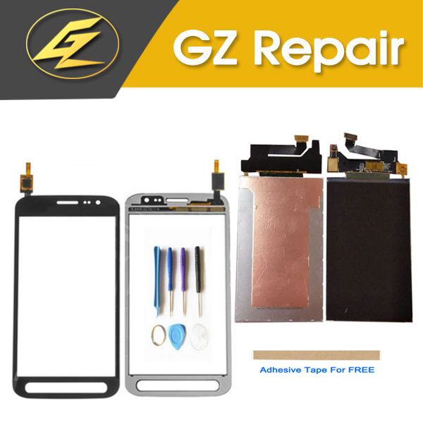4.7 Inch For Samsung Xcover 4 G390 G390F LCD Display With Touch Screen Sensor Replacement Repair With Tools Tape4.7 Inch For Samsung Xcover 4 G390 G390F LCD Display With Touch Screen Sensor Replacement Repair With Tools Tape