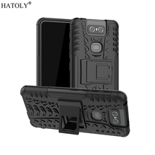 For Asus Zenfone 6 ZS630KL Case Armor Heavy Duty Hard TPU PC Back Phone Cover for 6Z 2019
