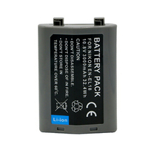 1pc 10.8V 3000mAh EN-EL18 EN EL18 Digital Replacement Camera Battery for Nikon D4 D4S D4X MB-D12 bateria