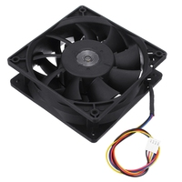 New 4500RPM Cooling Fan Replacement 4 Pin Connector For Antminer Bitmain S7 High Quality Computer Cooler