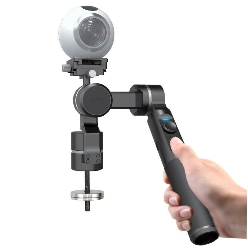 FeiyuTech G360 Panoramic Camera 3-axis Stabilizer 360 degree Limitless Panning Dynamic Panorama for Action Cameras smartphones горелка tbi sb 360 blackesg 3 м