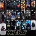 Star Wars Darth Vader Yoda de mestre R2D2 rígido PC para o iphone 6 6 s Plus 5 5S Samsung S6 borda S5 S4 pele 300 pcs