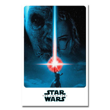 Star Wars Episode VIII Art Silk Or Canvas Poster