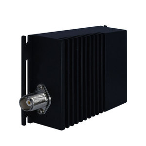 "Image 3 - 10 ק""מ ארוך טווח vhf רדיו מודם 5 w 433 mhz uhf משדר מודול rs485 אלחוטי rs232 משדר מקלט"