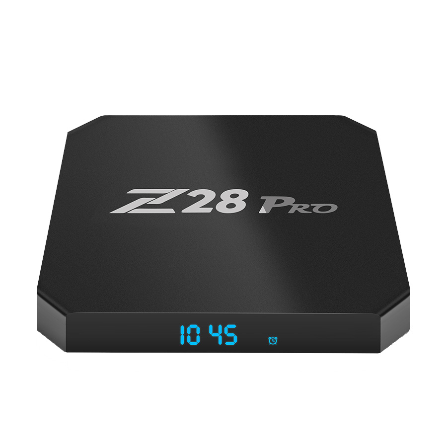 Z28 PRO HD TV Box RK3328 4GB RAM 32GB ROM Smart Media Player 5G WIFI 100M LAN USB 3.0 Set top box