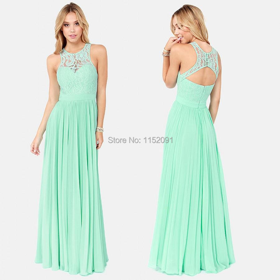 New 2016 spring mint green lace long bridesmaid dresses under 100 new 2016 spring mint green lace long bridesmaid dresses under 100 a line for weddings formal vestido madrinha cheap gowns in bridesmaid dresses from ombrellifo Choice Image