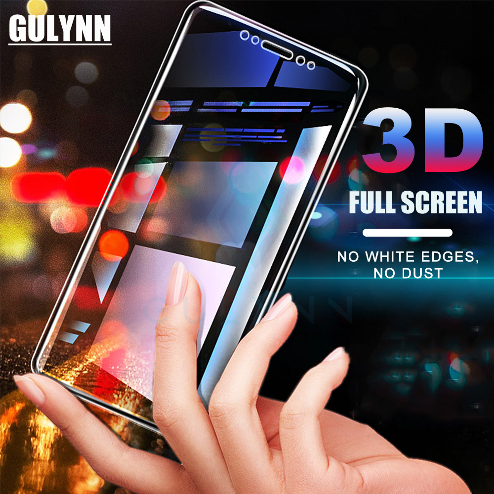 3D Full Tempered Glass For <font><b>Samsung</b></font> Galaxy <font><b>A3</b></font> A5 A7 2017 9H <font><b>Screen</b></font> <font><b>Protector</b></font> For J2 J3 J5 J7 2017 A8 2018 Prime Protective Glass image