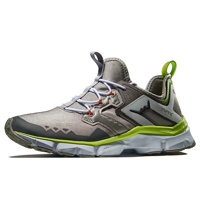 RAX 2017 Men's Cushioning Outdoor Shoes Breathable Hiking Boots Men Anti-skid Trekking Climbing Sneakers hifeos men winter outdoor hiking shoes couple anti slip breathable boots mesh couple climbing mountaineer low top sneakers m067
