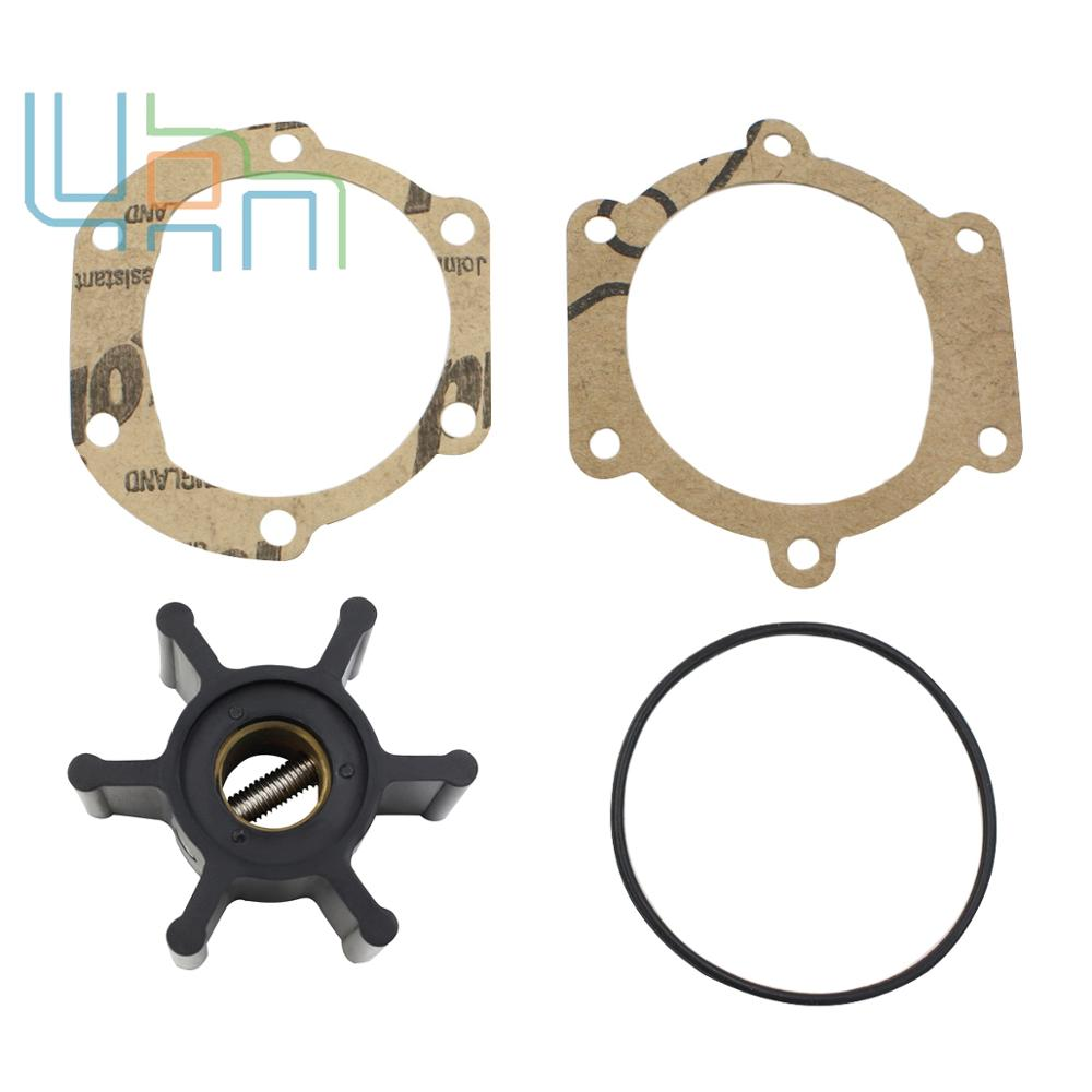 New Flexible Impeller Kit For Jabsco 673-0001 Sierra 18-3036 CEF 500116