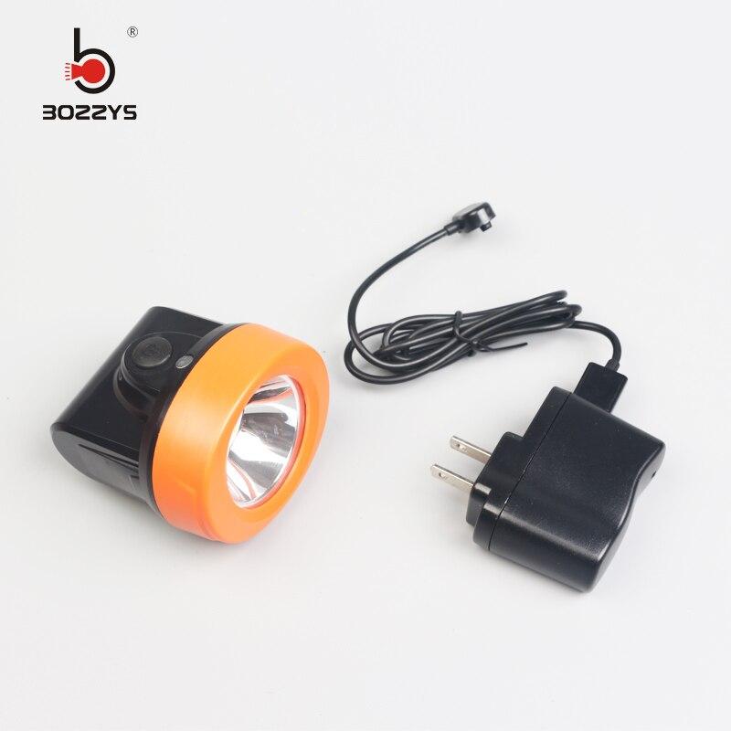 βιομηχανική λάμπα αδιάβροχο αντιεκρηκτική προστασία LED προβολείς λιθίου λαμπτήρας πυρακτώσεως Η πηγή φωτός μπορεί να αλλάξει φορτιστήNEW-KL2.5L