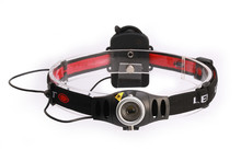 3mode 2800LM CREE Q5 LED Headlamp Zoomable Zoom Camping Head Light Torch Waterproof flashlights