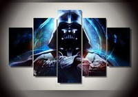 Star Canvas 5 Piece Picture Painting Wall Art Comics Decor Poster Canvas Movie Posters YH 081