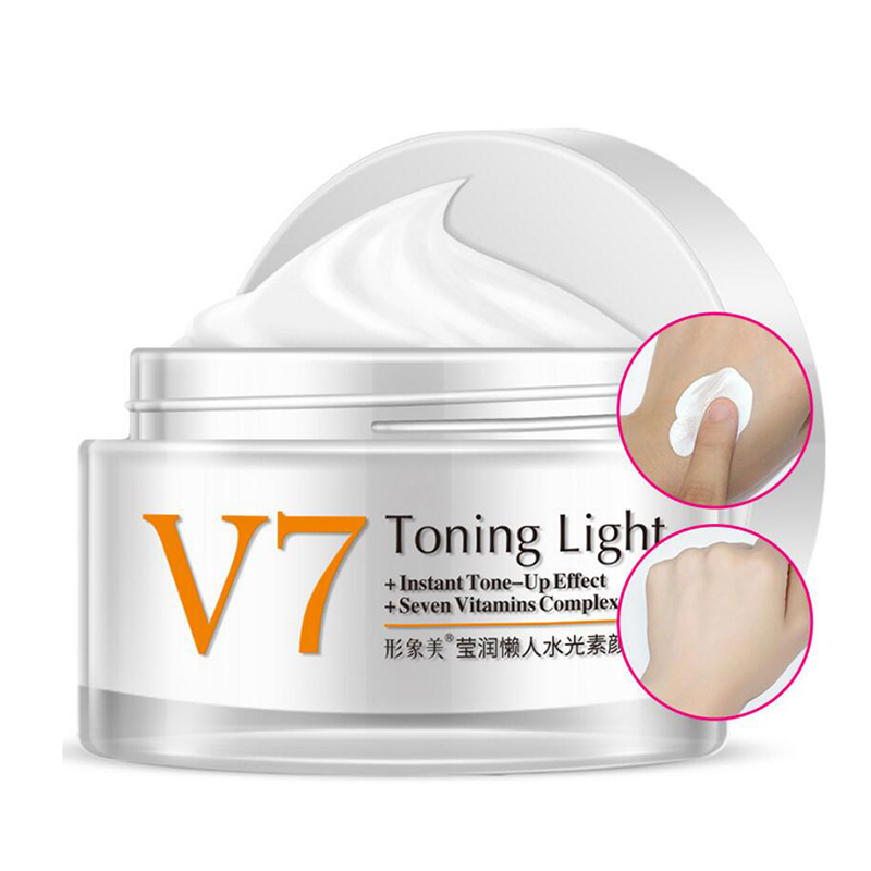 2019 New skin care day cream combination moisturizing and whitening instant effect face cream various skin care image