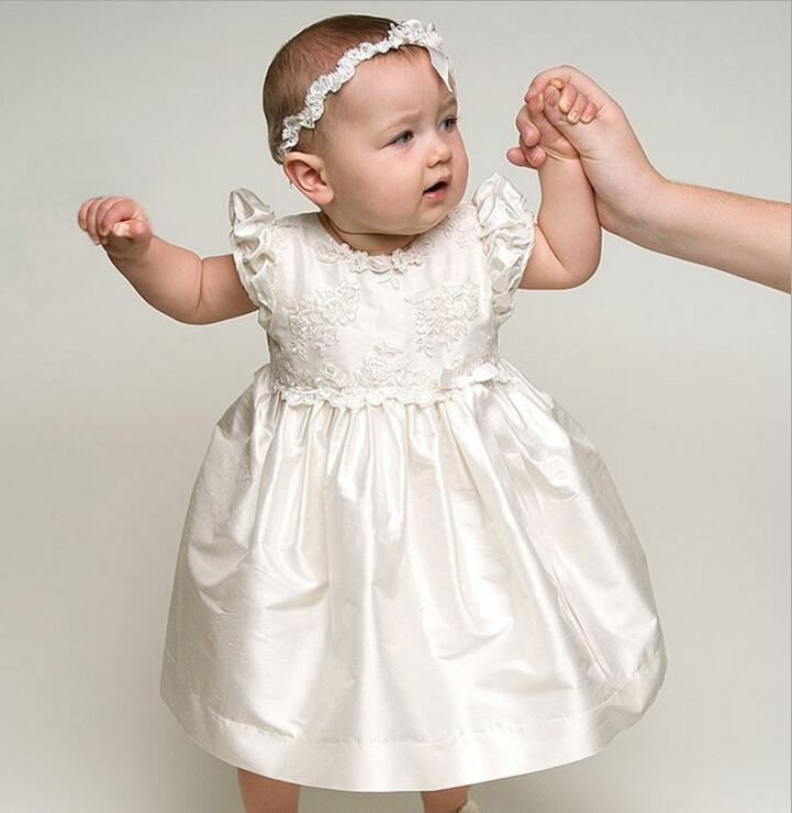 Online Get Cheap Linen Christening Dresses -Aliexpress.com ...