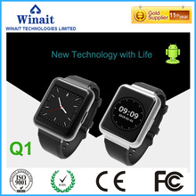 3G android 5.1 GSM smart watch phone with touch display and gps watch phone free shipping