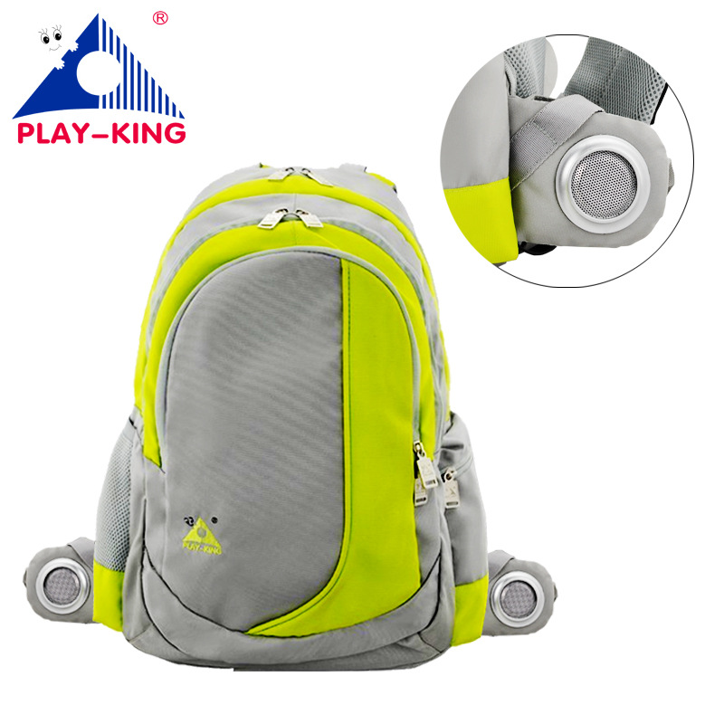 22L music multifunctional backpack computer bag Fishing cycling dance movement hiking camping running ice snow sports 2017 new
