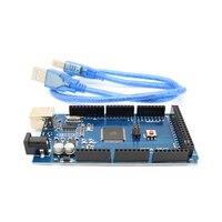 Mega2560 REV3 1pcs RAMPS 1 4 Controller 12864 LCD For Arduino Kit MendelPrusa 3D Printer