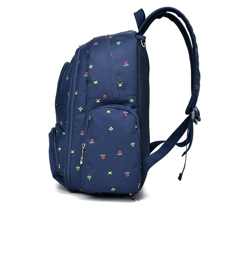 Nagyteljesítményű anyasági hátizsák Nappy pelenka hátizsákok - Pelenkák és WC képzés - Fénykép 5