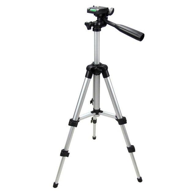 40 인치 삼각대 4 섹션 경량 삼각대 휴대용 삼각대 소니 카메라 용 니콘 용 캐논 용
