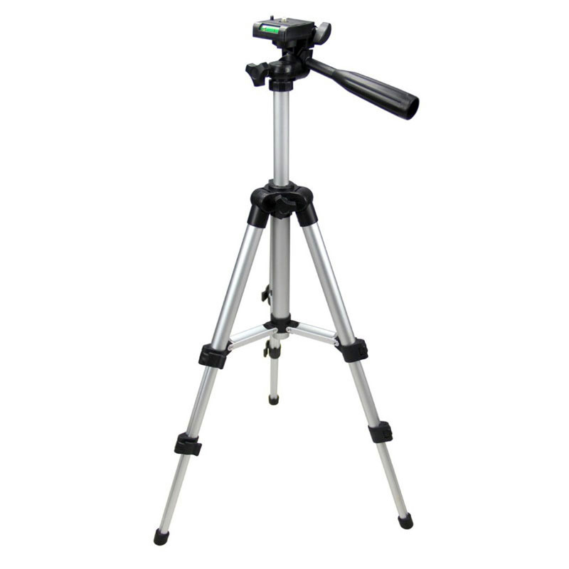 40 inch Gopro Tripod 4 Sections Lightweight Tripod Portable Tripod for Canon for Nikon for Sony