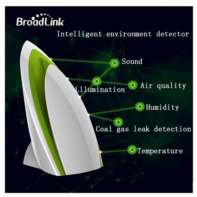ФОТО 4pcs/lot Intelligent Environment Detector Small Air Quality Testing Machine Air Humidity PM2.5 Automatic Home Air Purifier