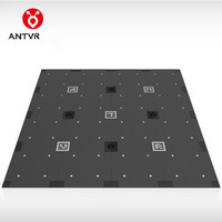 ANTVR Holodeck Positioning Large Scale Tracking Carpets 1Set 16pcs Unlimited Extentable For ANTVR Cyclop Helmet Headset