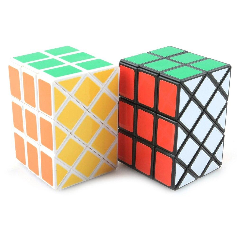 New Diansheng Case Cube 3x3 Cube Magic Puzzle Ancient Double Fish IQ Brain Cubos Magicos Puzzles Juguetes Educativos Magic Cube(China)