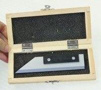 Закаленные Сталь прямо точности скошенный край, фрезерные Измерительные приборы чувствительность 0.01 мм