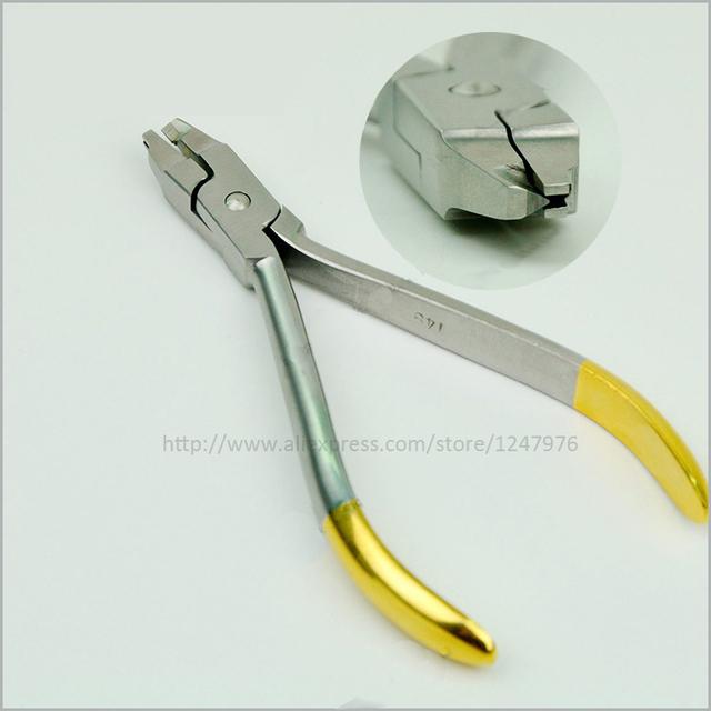 Livre gancho gancho grampo livre tracionamento ortodôntico gancho gancho livre ferramenta braçadeira alicates ortodônticos chaohaoyong
