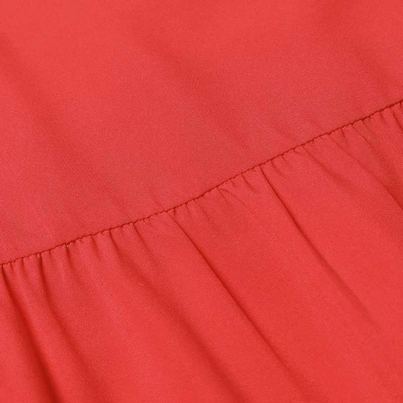 VONDA Bohemian Dress Women 19 Summer Sexy Sleeveless Spaghetti Strap Ruffle Swings Maxi Long Dresses Holiday Vestido Plus Size 22
