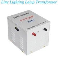 220 v 건식 조명 램프 변압기 건설 현장 안전 전압 JMB-5000VA