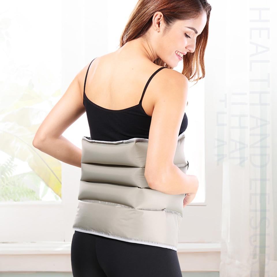 Pneumatische Been Massager Kneden Voet Been Massage Instrument Elektrische Air Wave Druk Fysiotherapie Massage-in Elektrische kachels van Huishoudelijk Apparatuur op  Groep 3
