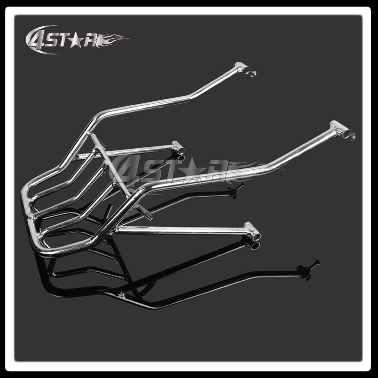 New Metal Luggage Rack Carry Shelf For Rebel CMX250 CMX450 Motorcycle Motorbike Free Shipping luggage