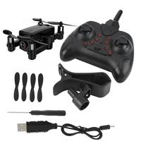 mini drone helicopter quadcopter profissional with camera toys L102 Mini Foldable WiFi Remote Control Quadcopter LED Toy